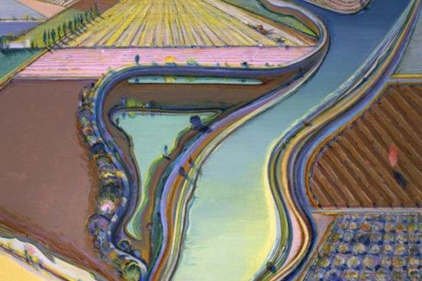 Hockney and Thiebaud at Phillips auctions